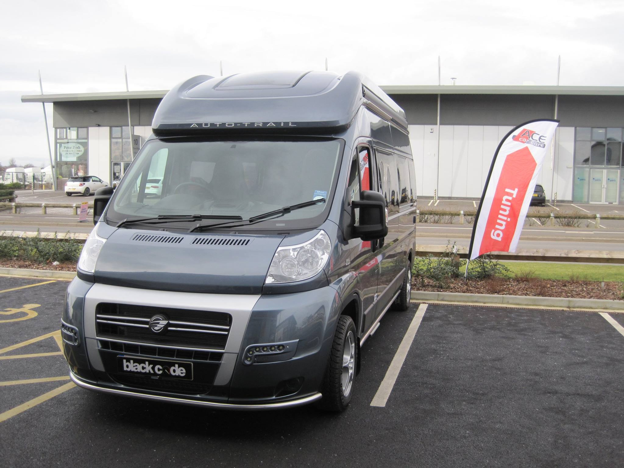 ECU Remapping For Motorhomes