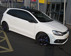 VW Polo Remap